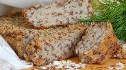 Фото рецепта Ячменный хлеб с семенами льна
