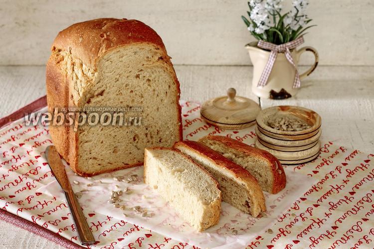 Фото Пшеничный хлеб на тёмном пиве в хлебопечке