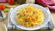 Фото рецепта Тушёная капуста по-чешски