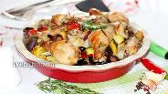 Фото рецепта Курица в чесночно-розмариновом маринаде