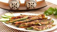 Фото рецепта Острый фаршированный перец в кляре