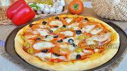 Фото рецепта Пицца болгарская