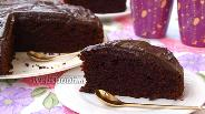 Фото рецепта Шоколадно-свекольный пирог