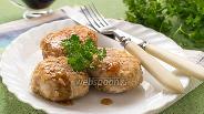 Фото рецепта Котлеты куриные с крахмалом