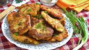 Фото рецепта Картопляники с рыбой