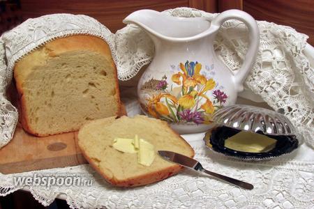 Горчичный хлеб в хлебопечке