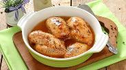 Фото рецепта Медово-лимонные куриные грудки