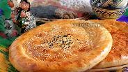Фото рецепта Сдобные лепёшки без дрожжей