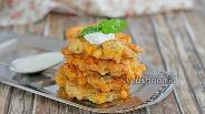 Фото рецепта Куриные котлеты с кукурузой