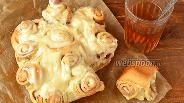 Фото рецепта Булочки «Синнабон»