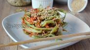 Фото рецепта Черемша по-корейски