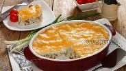 Фото рецепта Лазанья быстрая из лаваша