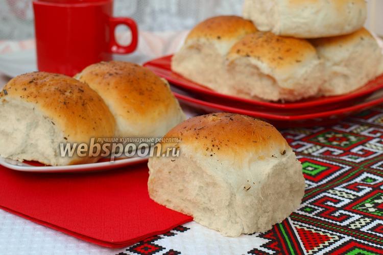 Фото Картофельные булочки