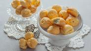Фото рецепта Эклеры домашние с сыром