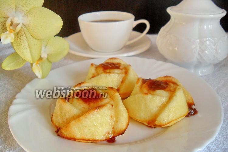 Рецепт Воздушные сырники в духовке