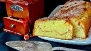 Фото рецепта Кекс с корицей