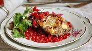 Фото рецепта Куриные окорочка с барбарисом