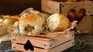 Фото рецепта Дрожжевые пирожки с курицей