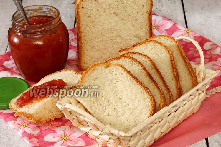 Фото Хлеб на йогурте в хлебопечке