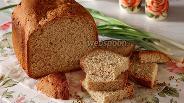 Фото рецепта Хлеб на тёмном пиве в хлебопечке