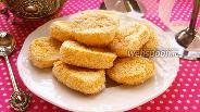 Фото рецепта Кукурузное печенье