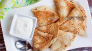 Фото рецепта Картофельные блинчики