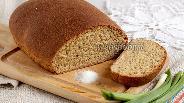 Фото рецепта Кукурузный хлеб с клетчаткой