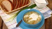 Фото рецепта Рассольник с рисом в мультиварке
