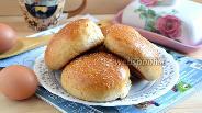 Фото рецепта Молочные булочки