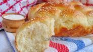 Фото рецепта Хлеб на кефире в духовке