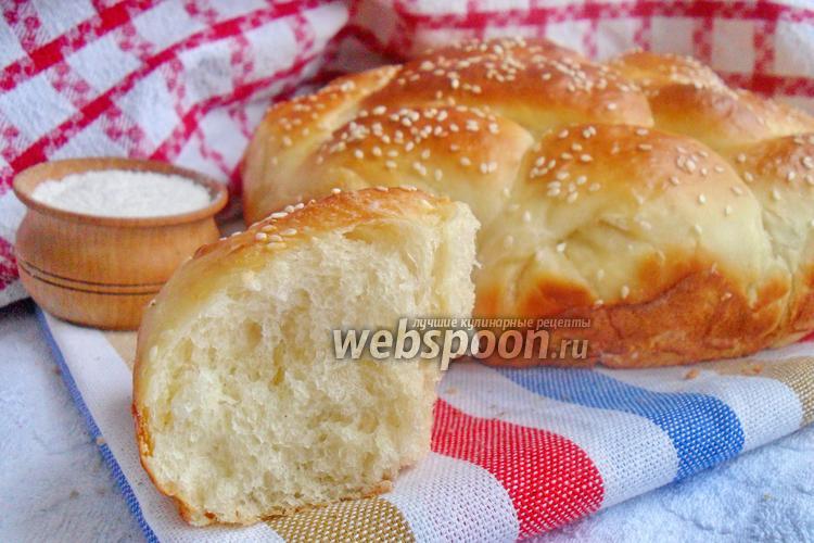 Фото Хлеб на кефире в духовке