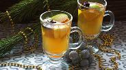 Фото рецепта Белый глинтвейн по-карибски