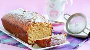 Фото рецепта Арахисовый кекс
