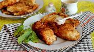 Фото рецепта Треска в кляре