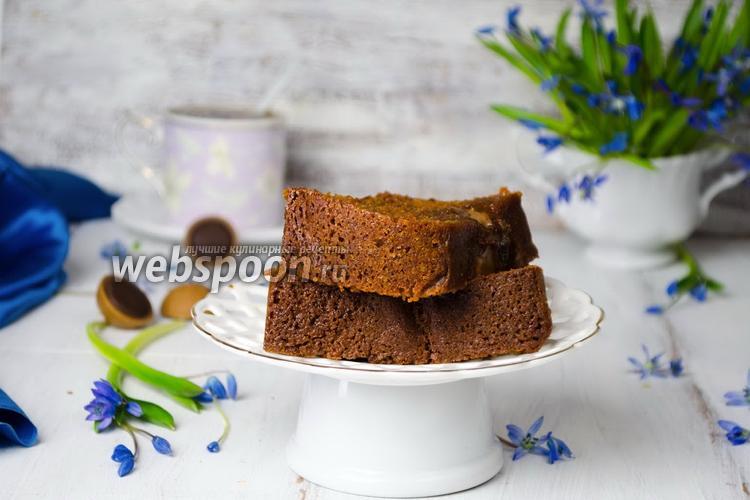Фото Карамельный кекс