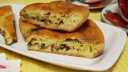 Фото рецепта Пирог заливной с сайрой
