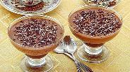 Фото рецепта Шоколадно-кофейный мусс
