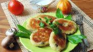 Фото рецепта Картофельные котлеты с грибами и сыром