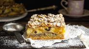 Фото рецепта Яблочный пирог с орехами