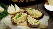Фото рецепта Картофель с кунжутом, в пряной луковой колыбели