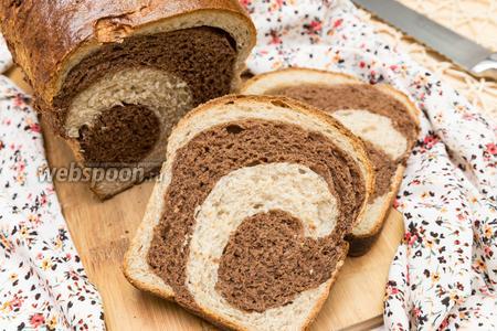 Ржаной хлеб с какао