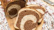 Фото рецепта Ржаной хлеб с какао