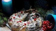 Фото рецепта Маковый кекс на Рождество