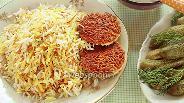Фото рецепта Плов с вермишелью по-азербайджански