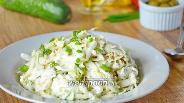 Фото рецепта Овощной  салат «Витаминка»