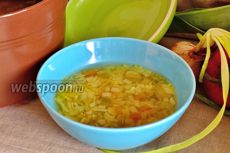 Фото Боннский суп — едим и худеем