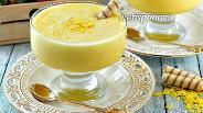 Фото рецепта Мусс из консервированных персиков