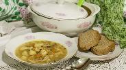 Фото рецепта Гороховый суп в мультиварке