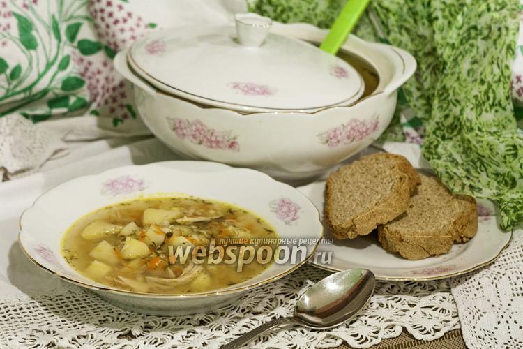 Фото Гороховый суп в мультиварке