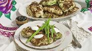 Фото рецепта Зразы из савойской капусты с маслятами
